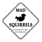 Logo Mad Squirrels